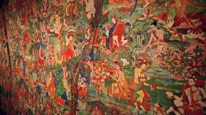 Lukhang wall @ Rubin