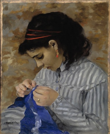 1 Lise_Sewing_-_1866